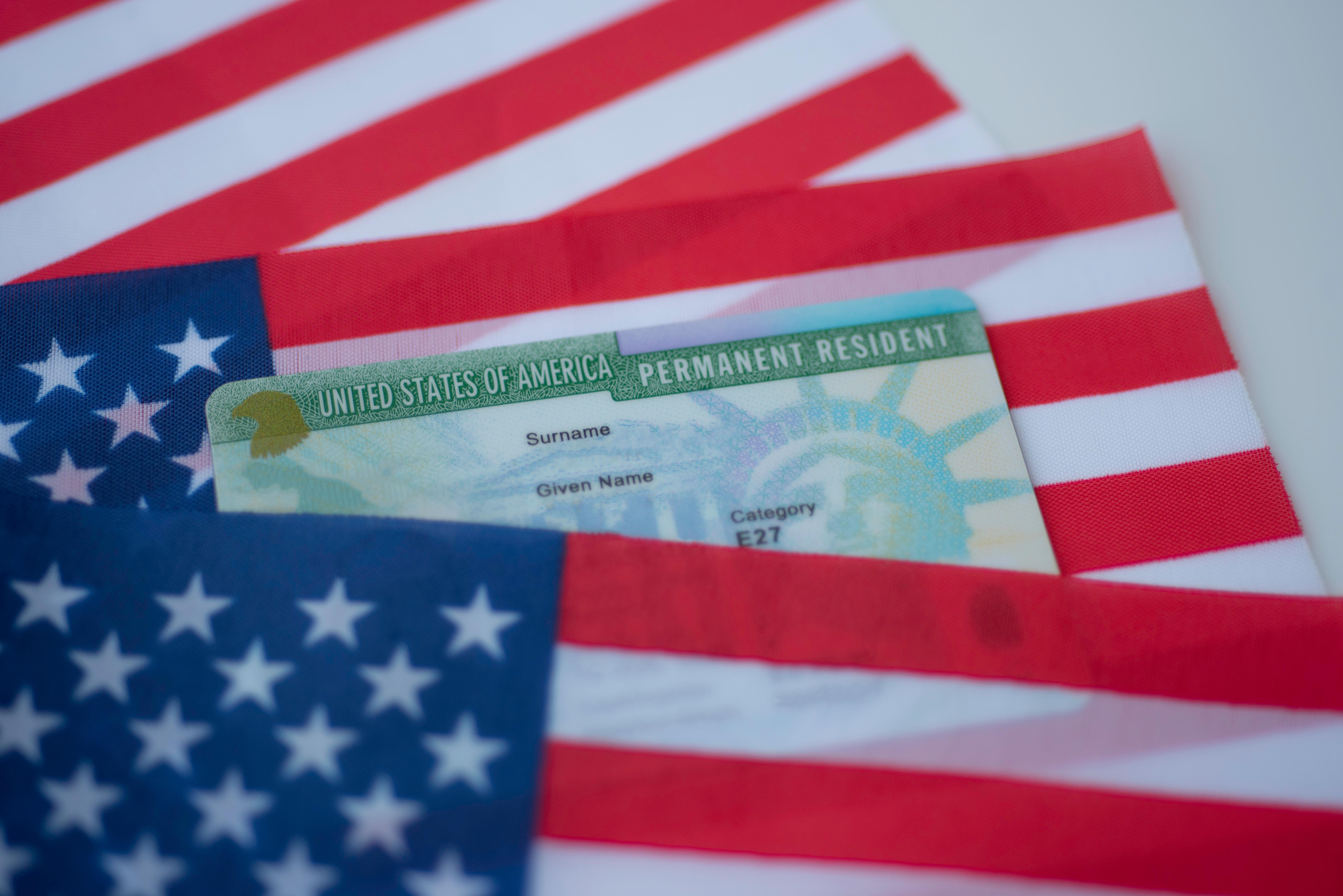 Лотерея Гринкарт благодаря которой можно получить ВНЖ в США