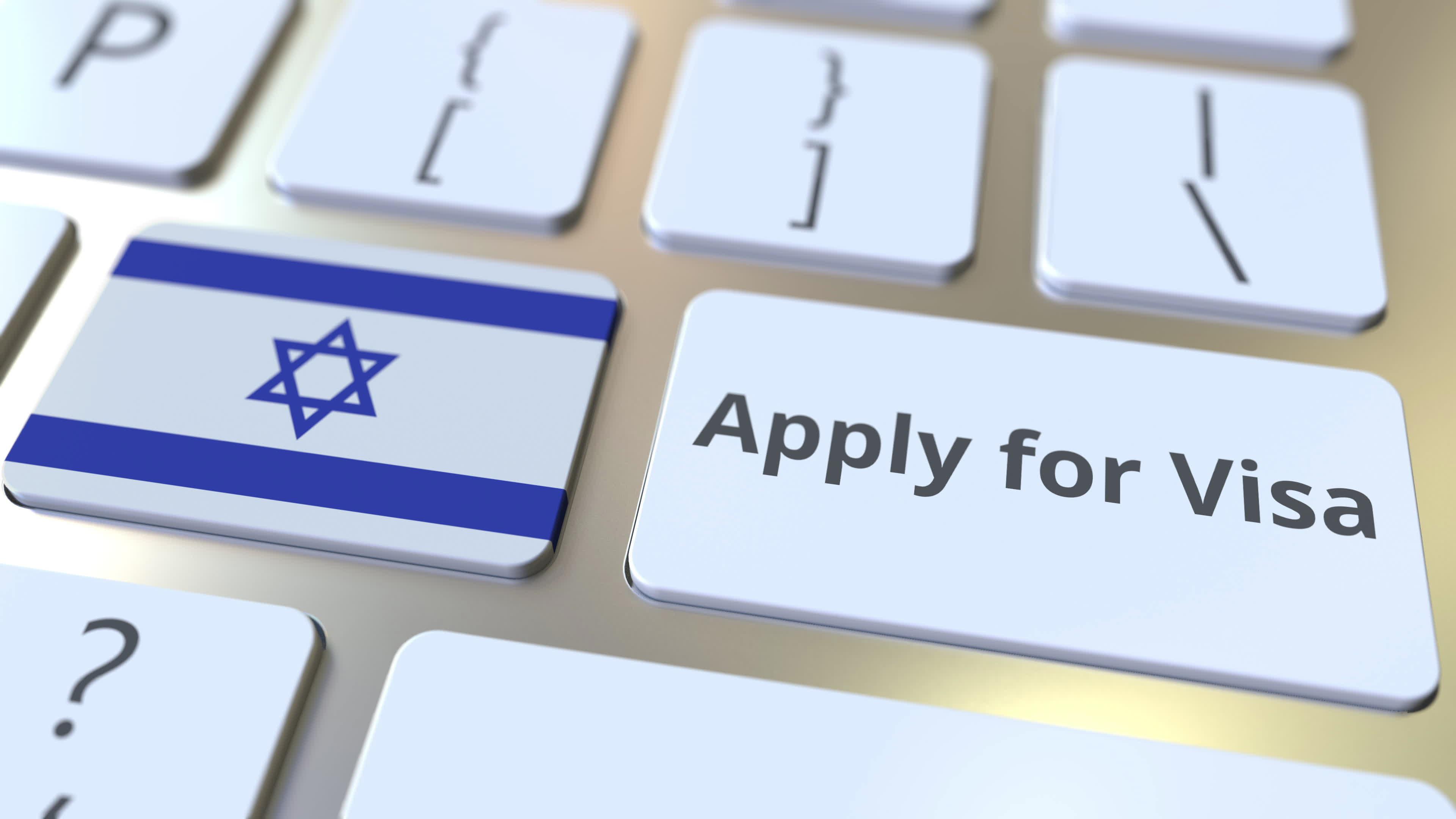 Концепция получения визы в Израиль