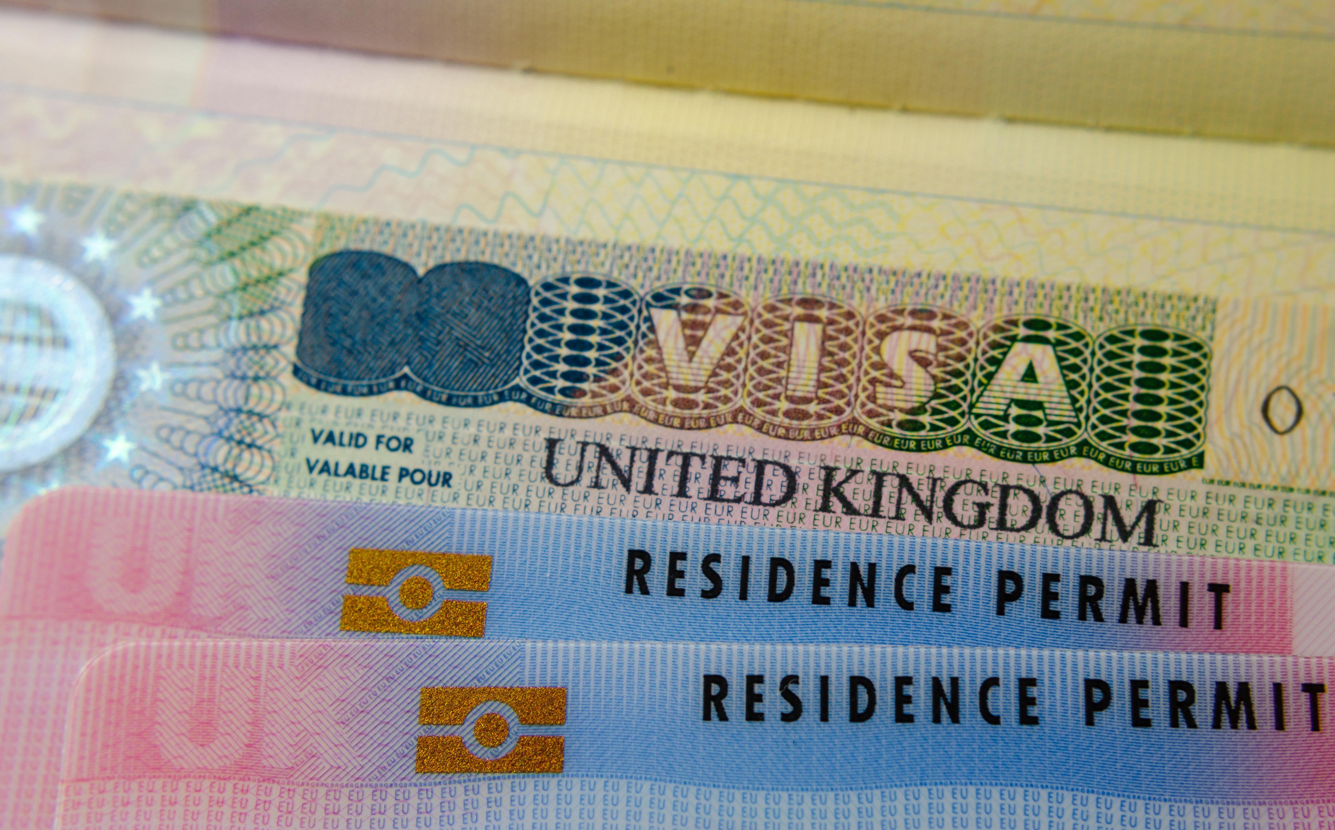 Виза в Великобританию, которую надо оформлять иностранцам