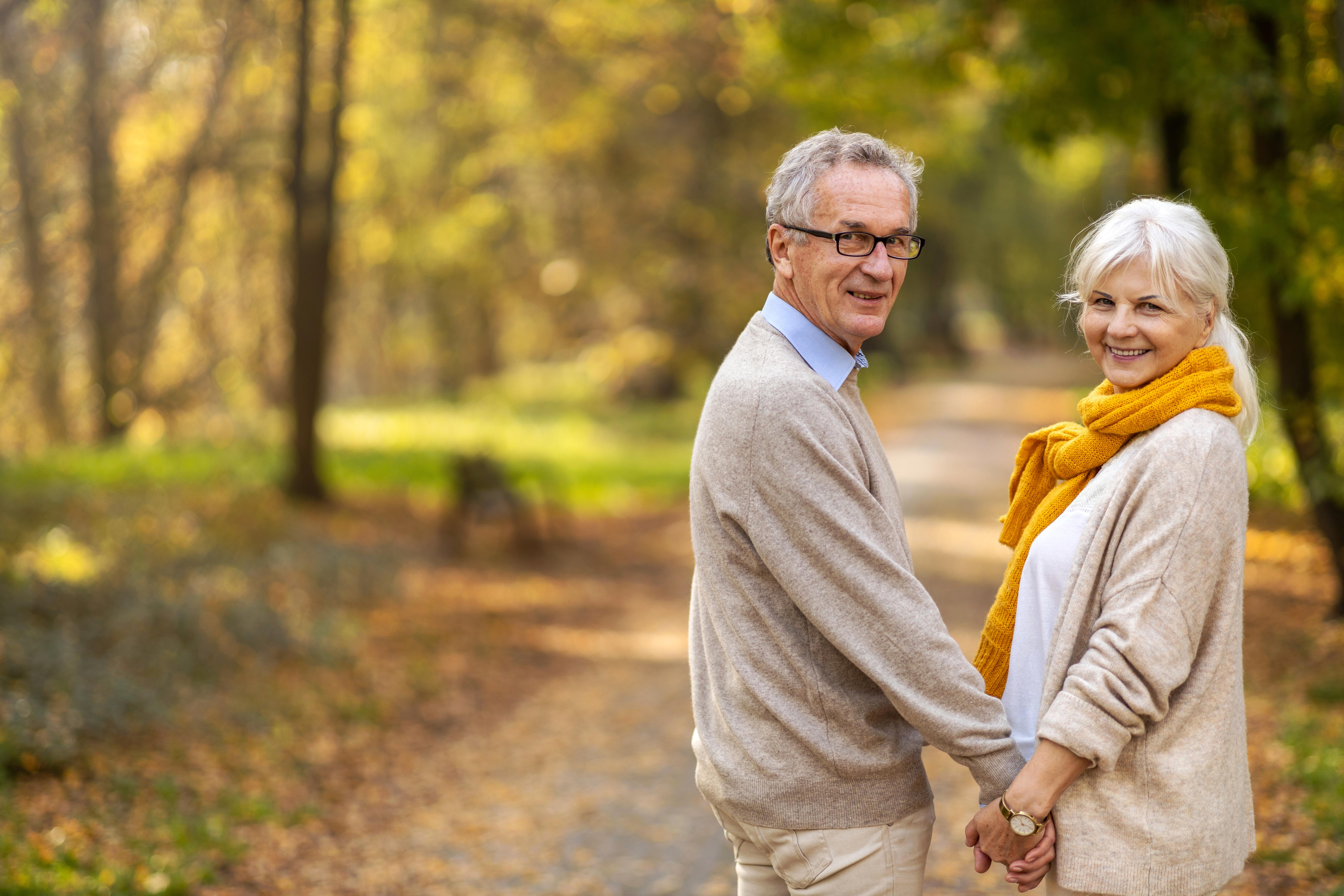 Пенсионеры, которые могут получить ВНЖ в Чехии