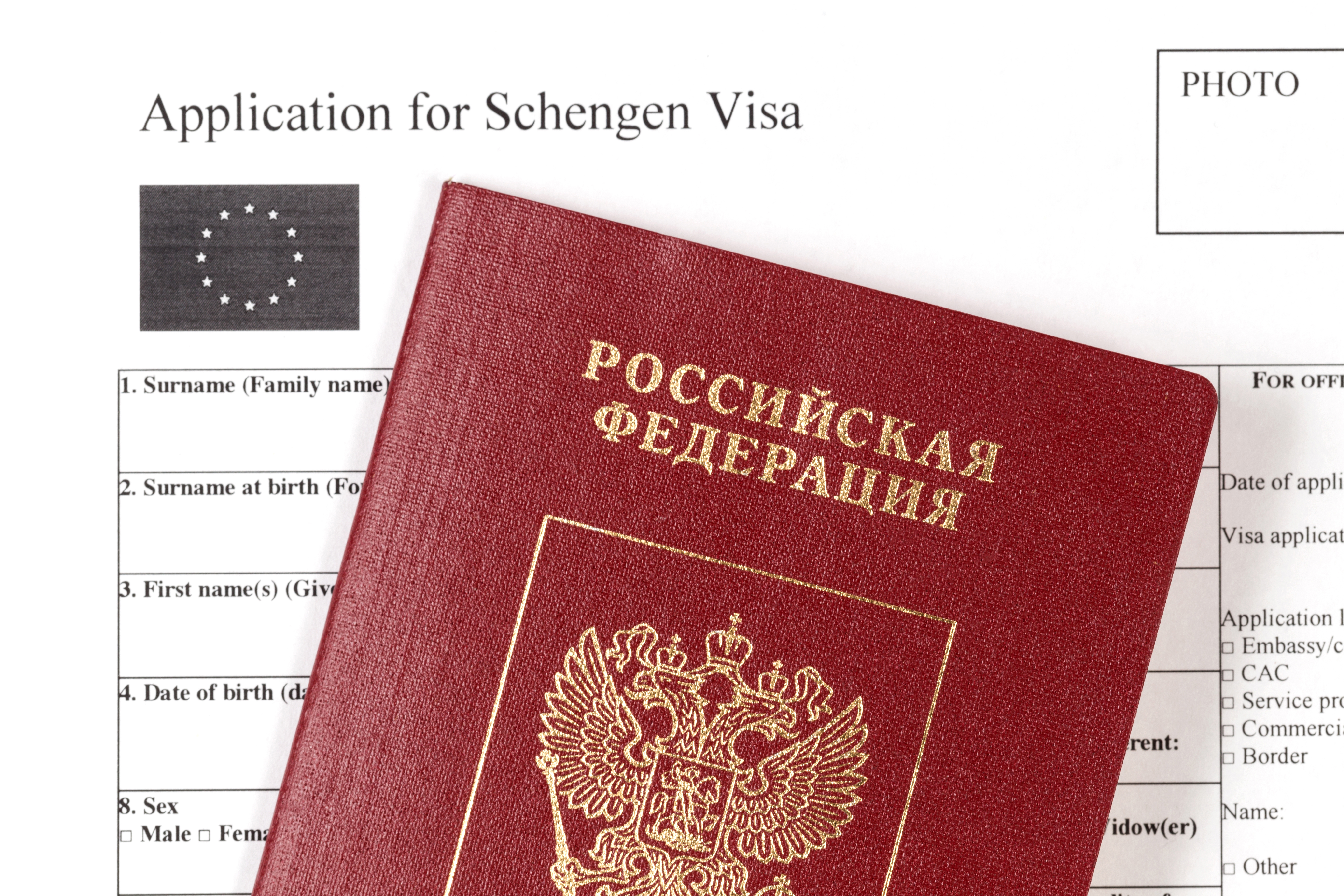 Шенгенская виза, которую можно самостоятельно получить в Санкт-Петербурге