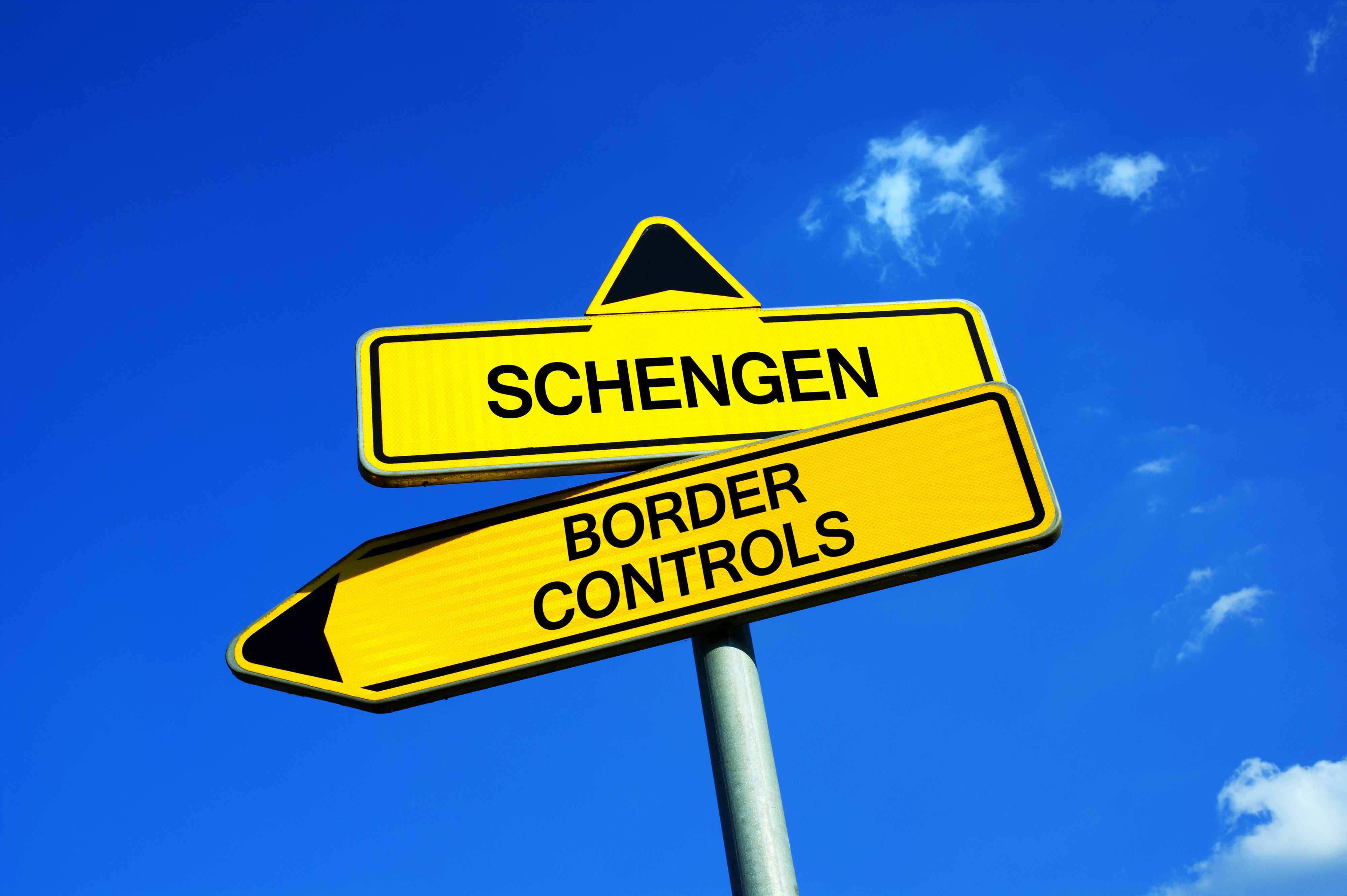 Правила въезда в Шенген для россиян