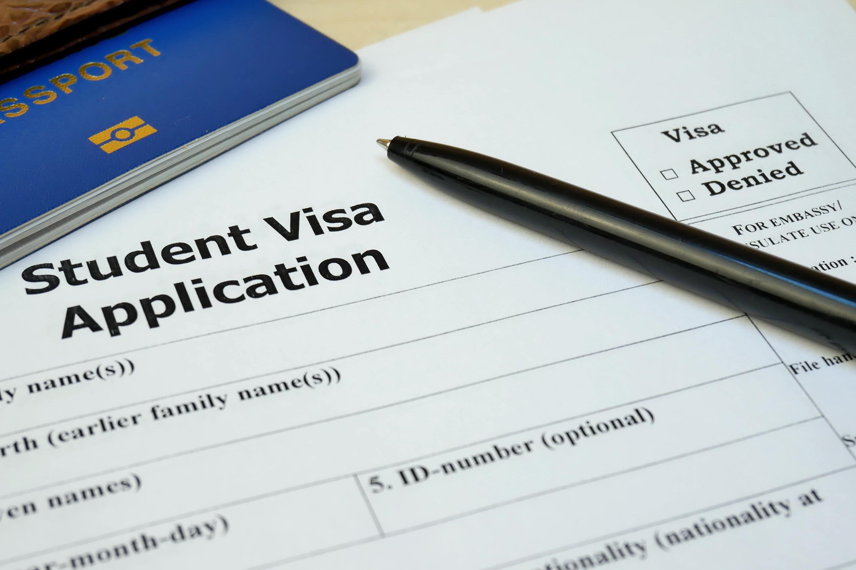 Пригласительное письмо из университета для получения студенческой визы