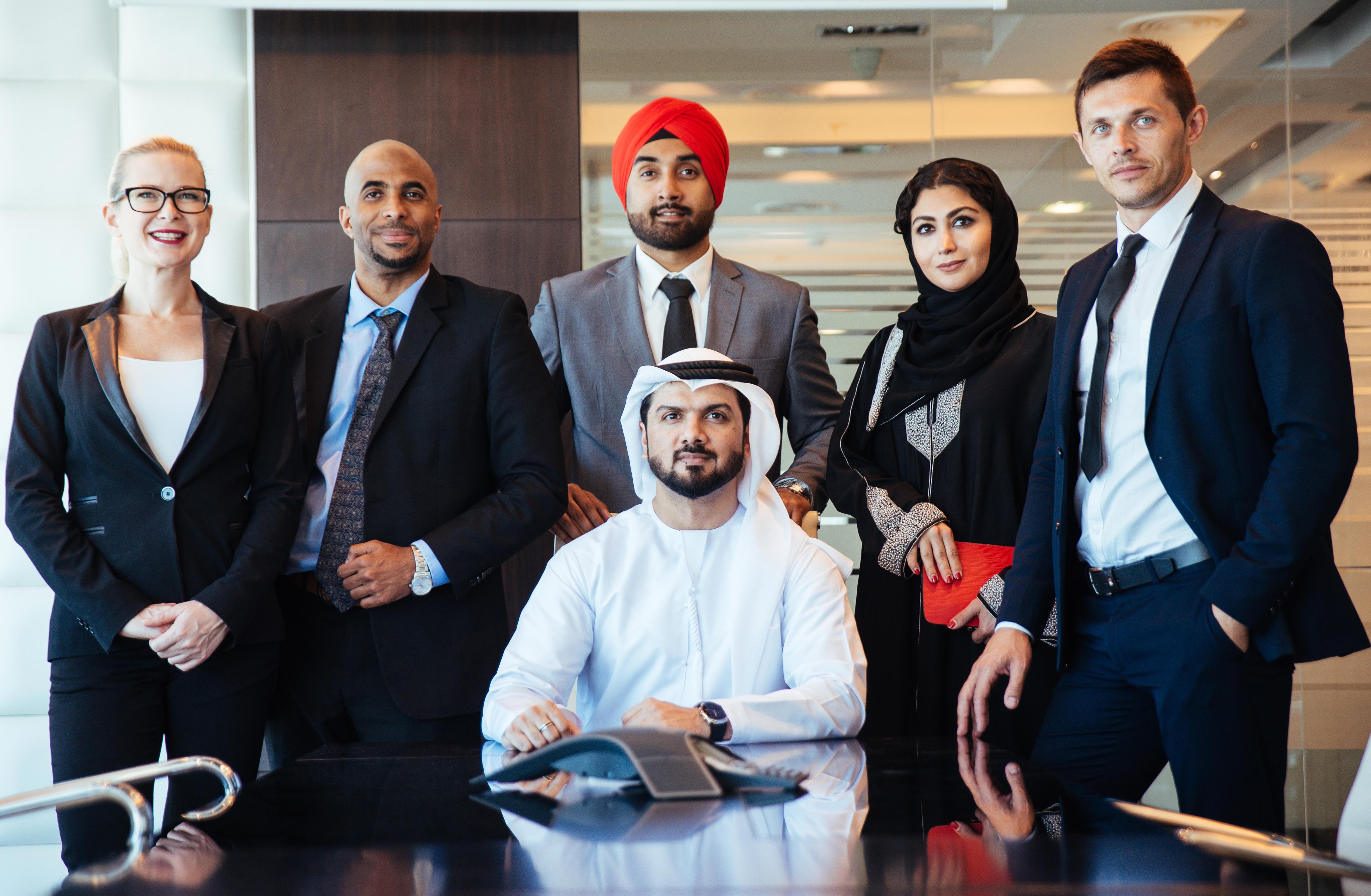 Квалифицированные специалисты, которые могут переехать в ОАЭ