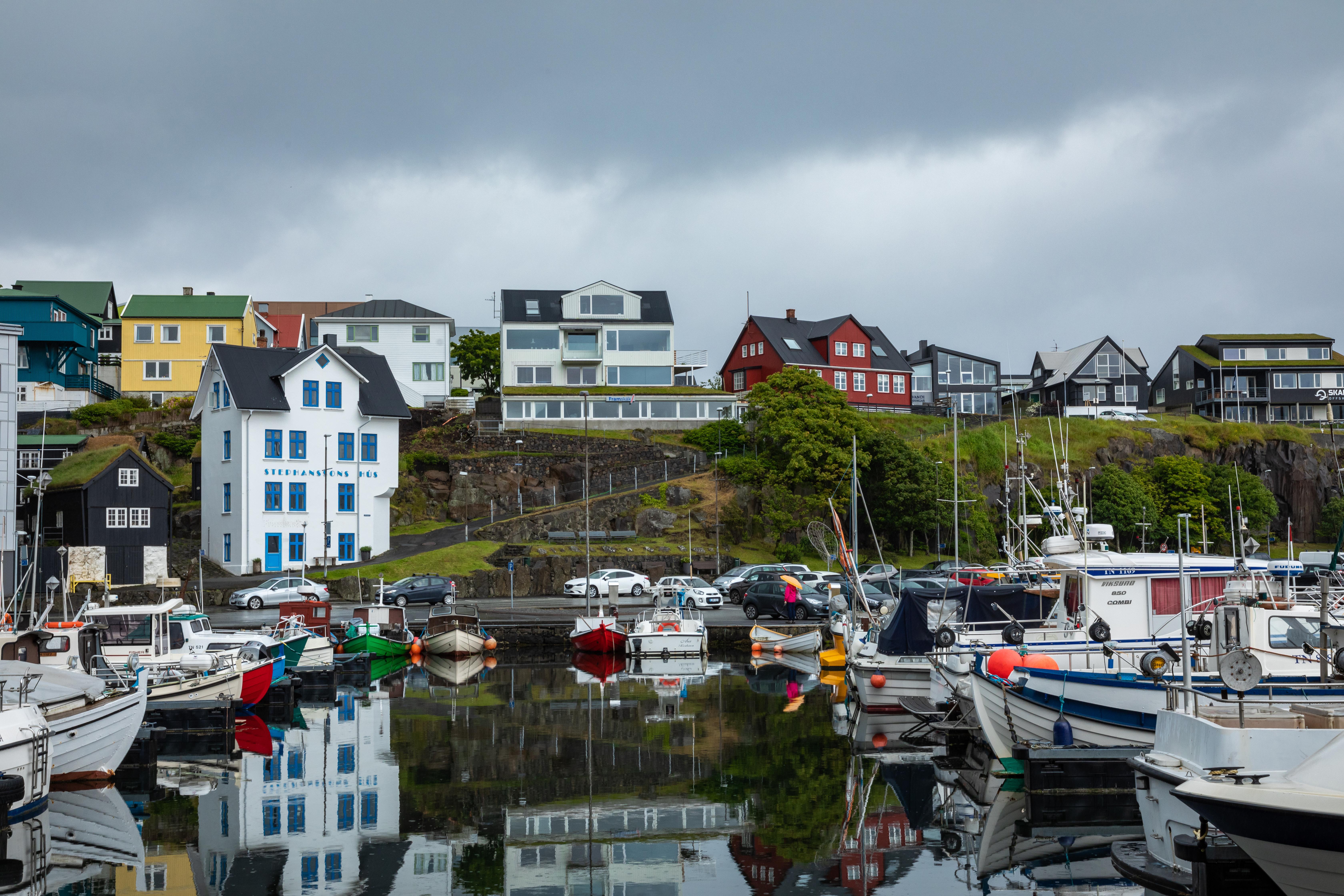 Фарерские острова для ведения бизнеса или устройства на работу