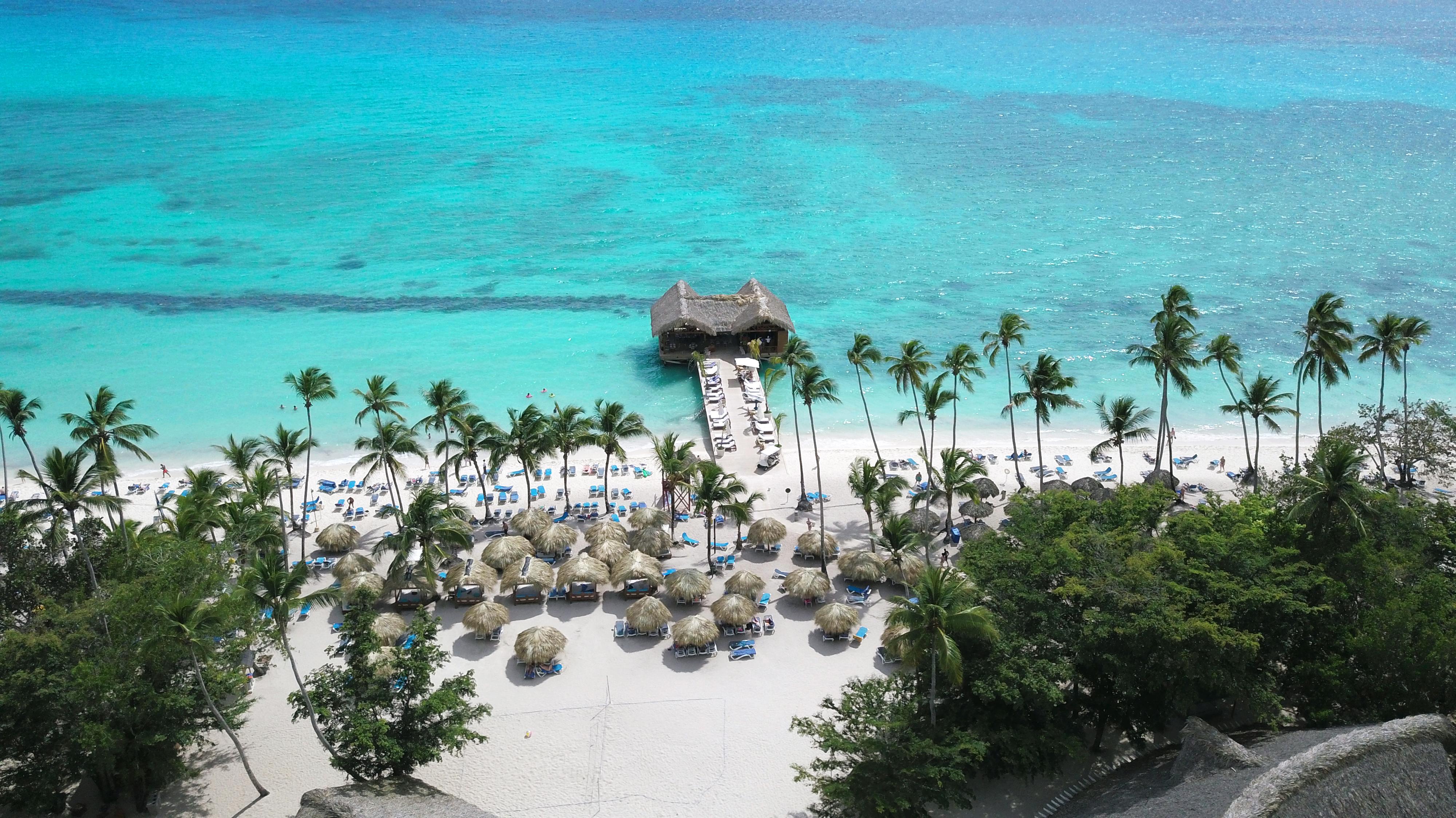 Морское побережье Доминиканы, страны, где работа доступна для иностранцев