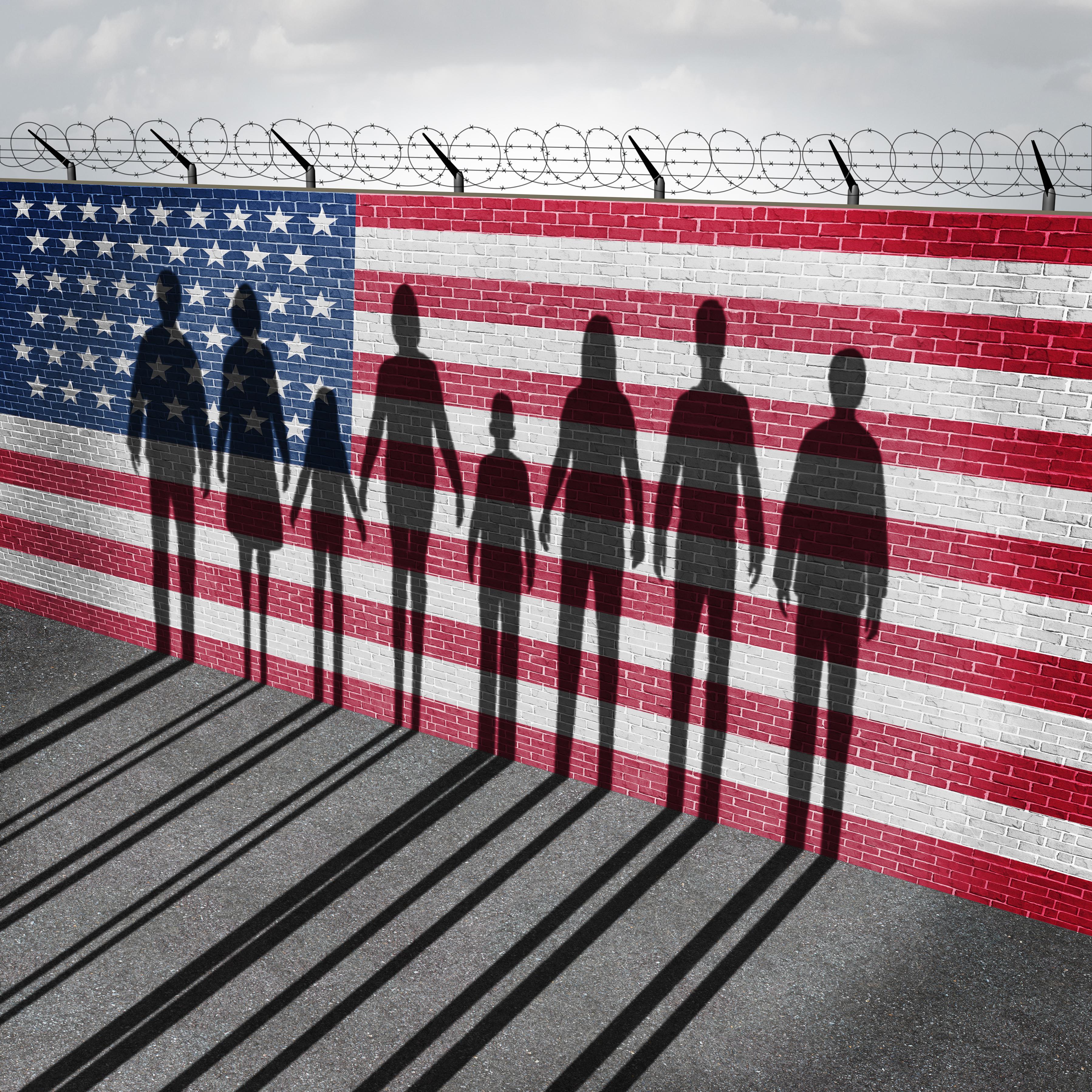 Концепция получения статуса беженца в США