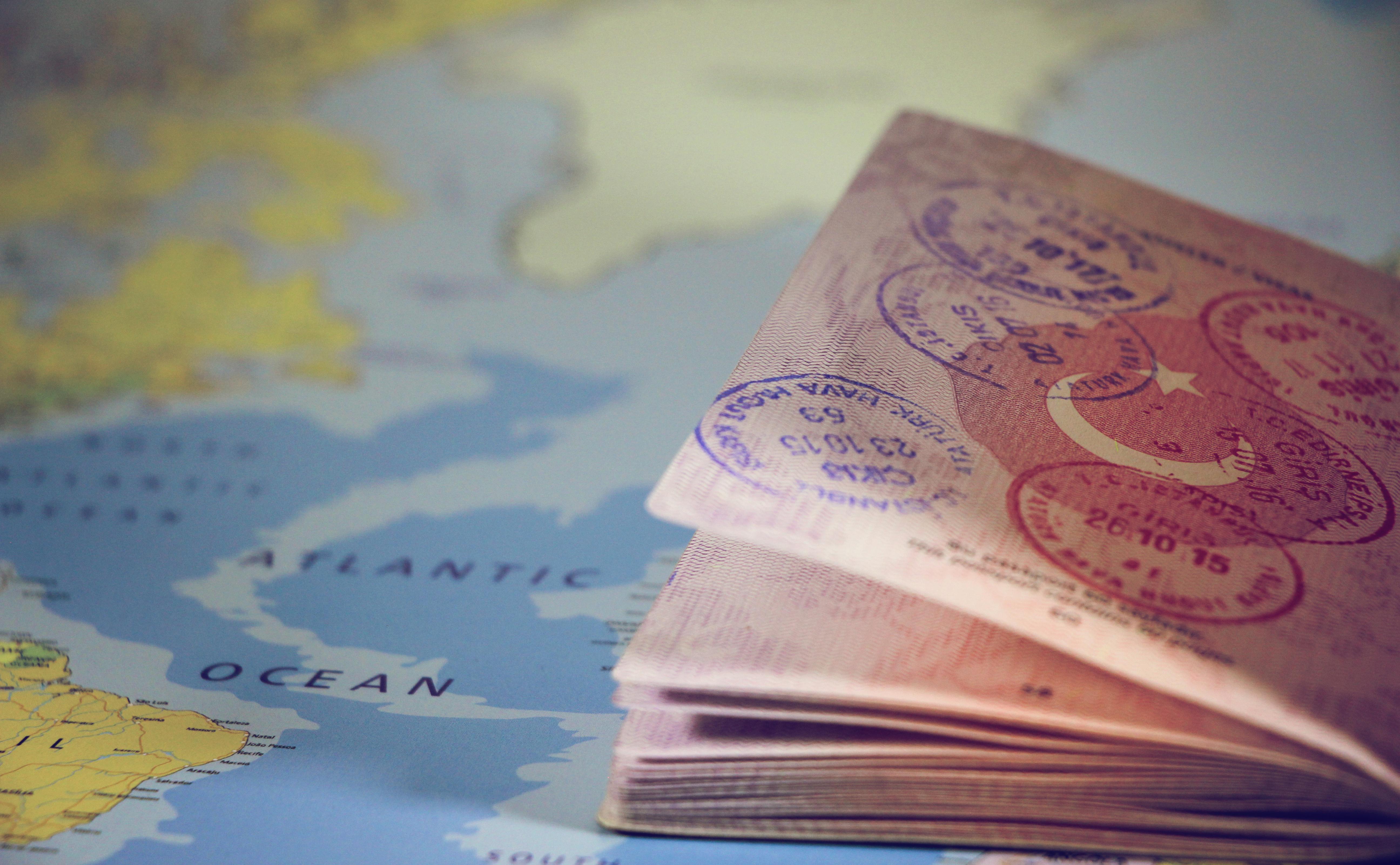 Паспорт Турции, визу в которую могут оформить россияне
