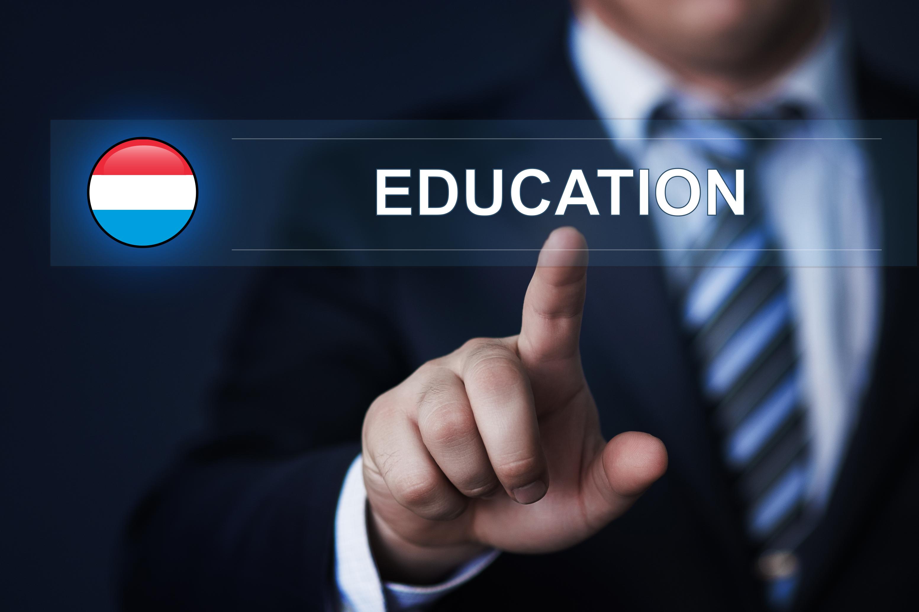 Концепция получения образования в Люксембурге