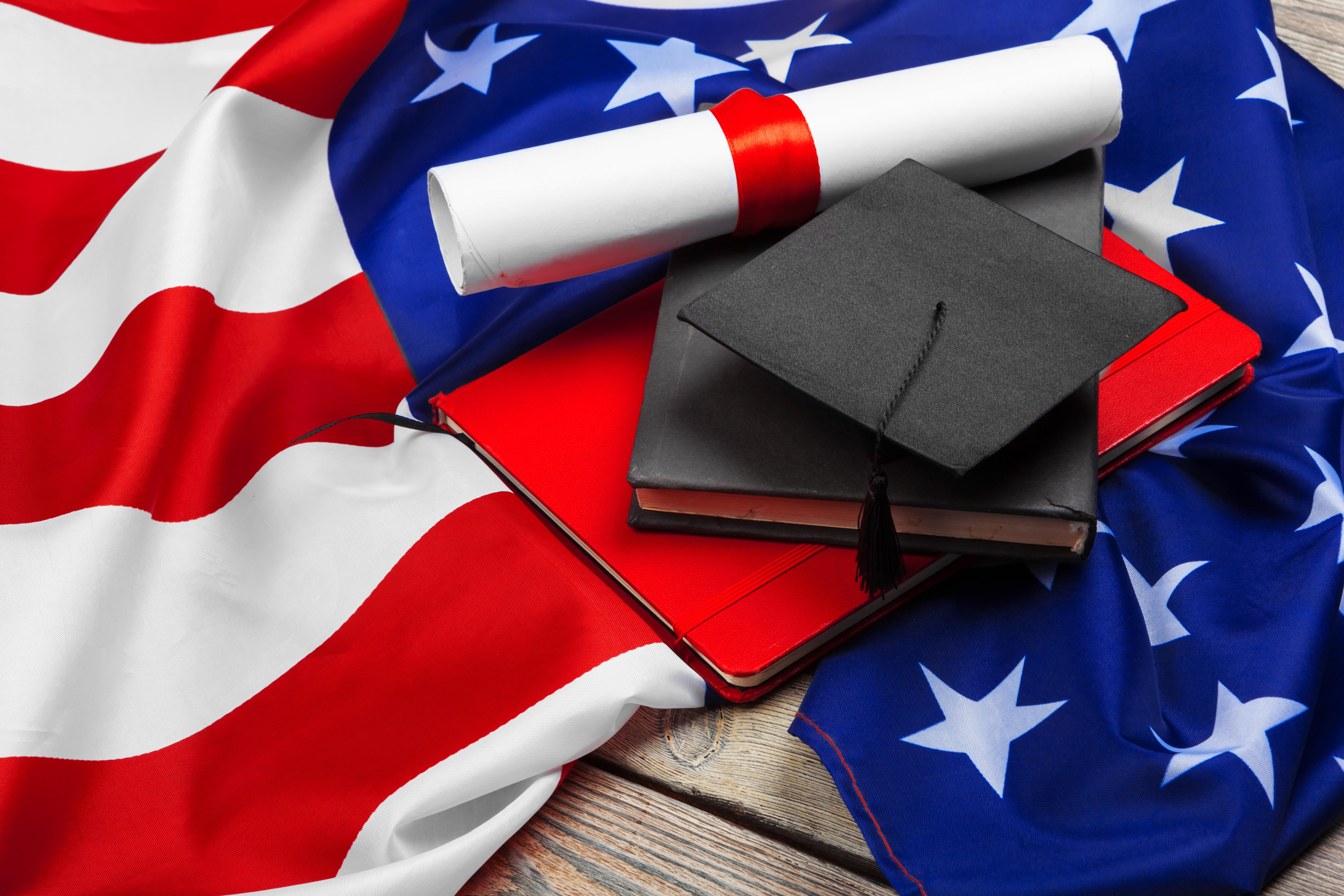 Концепция получения образования в США