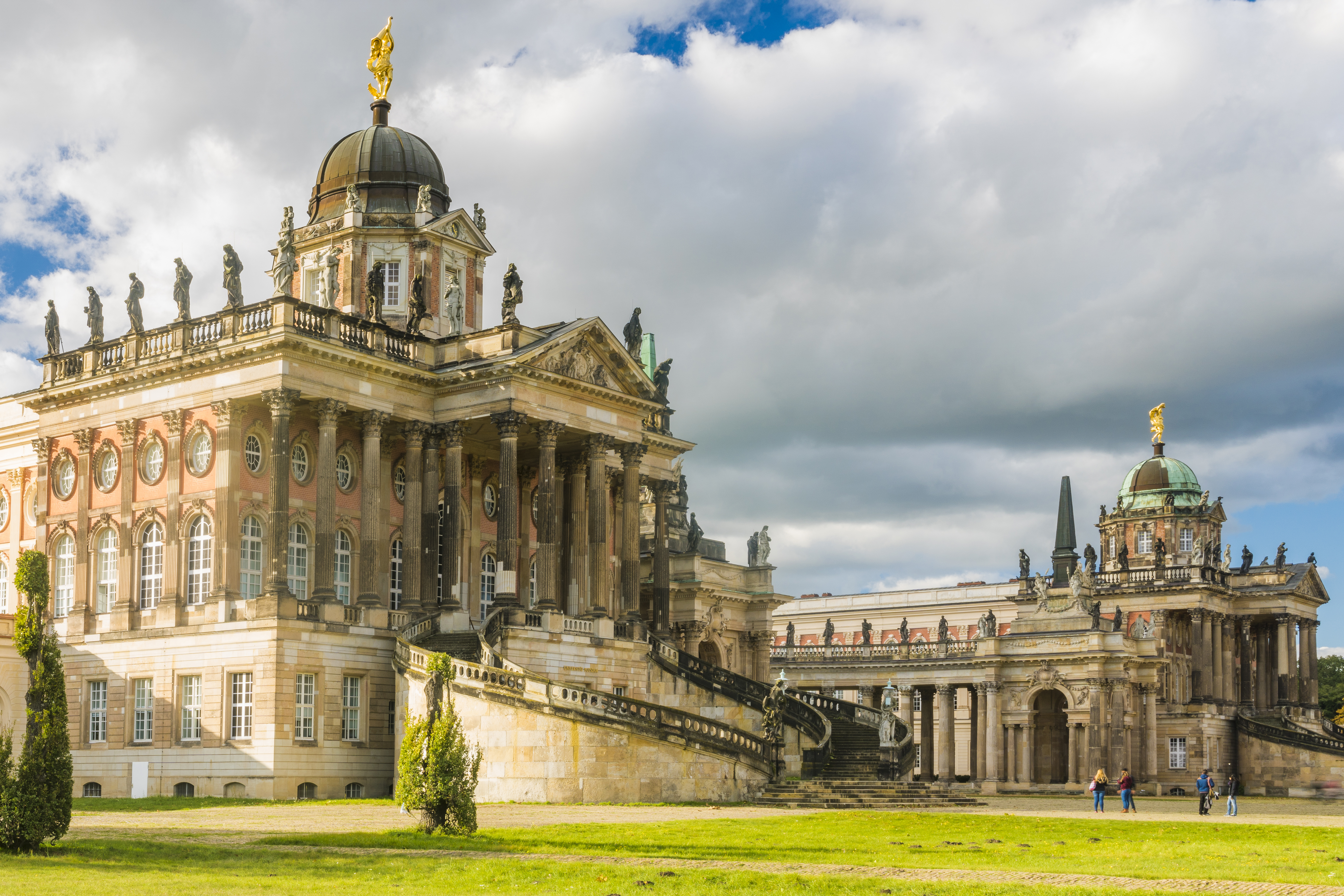 Потсдамский университет в Германии, где могут бесплатно получать высшее образование иностранцы