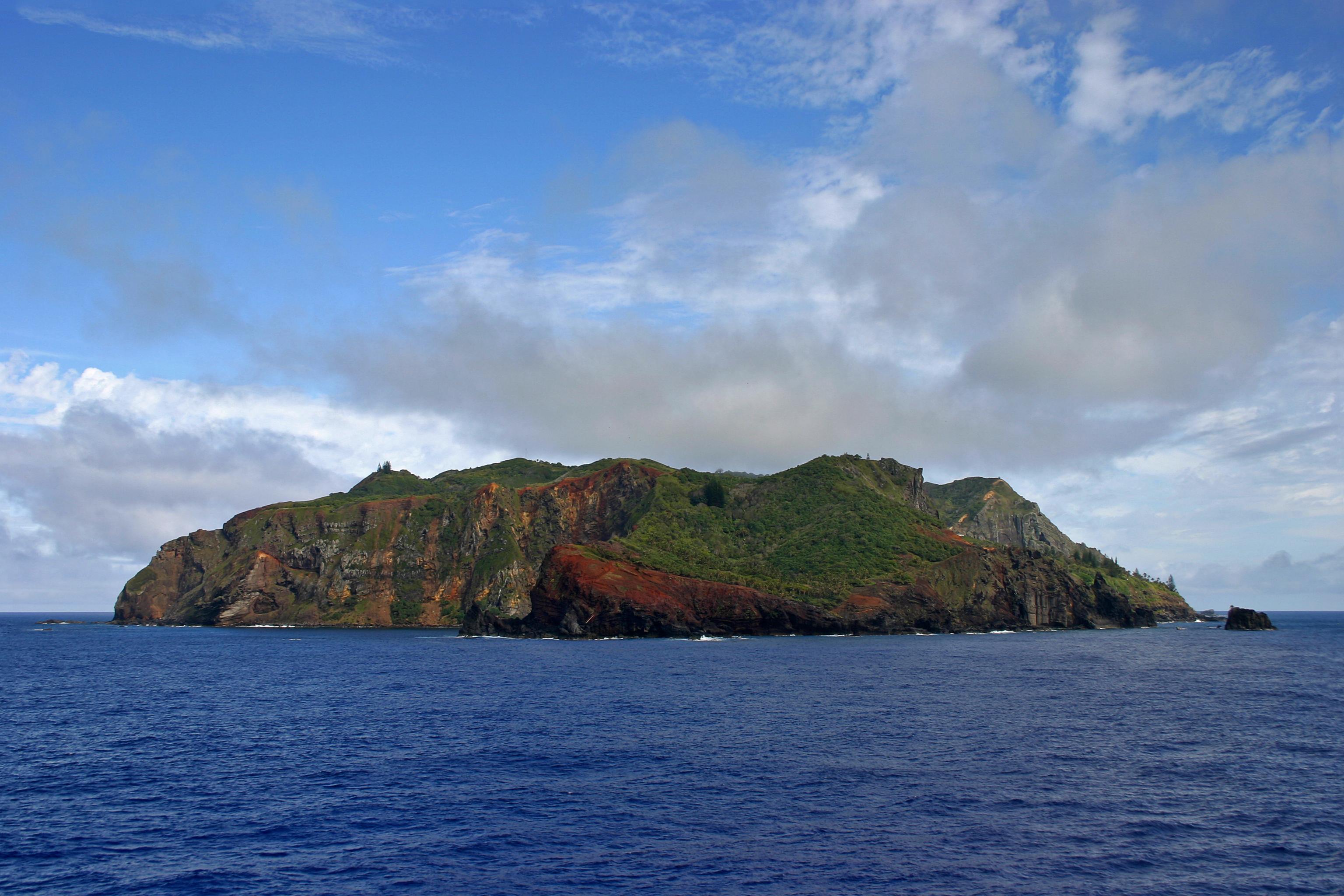 Остров Питкэрн