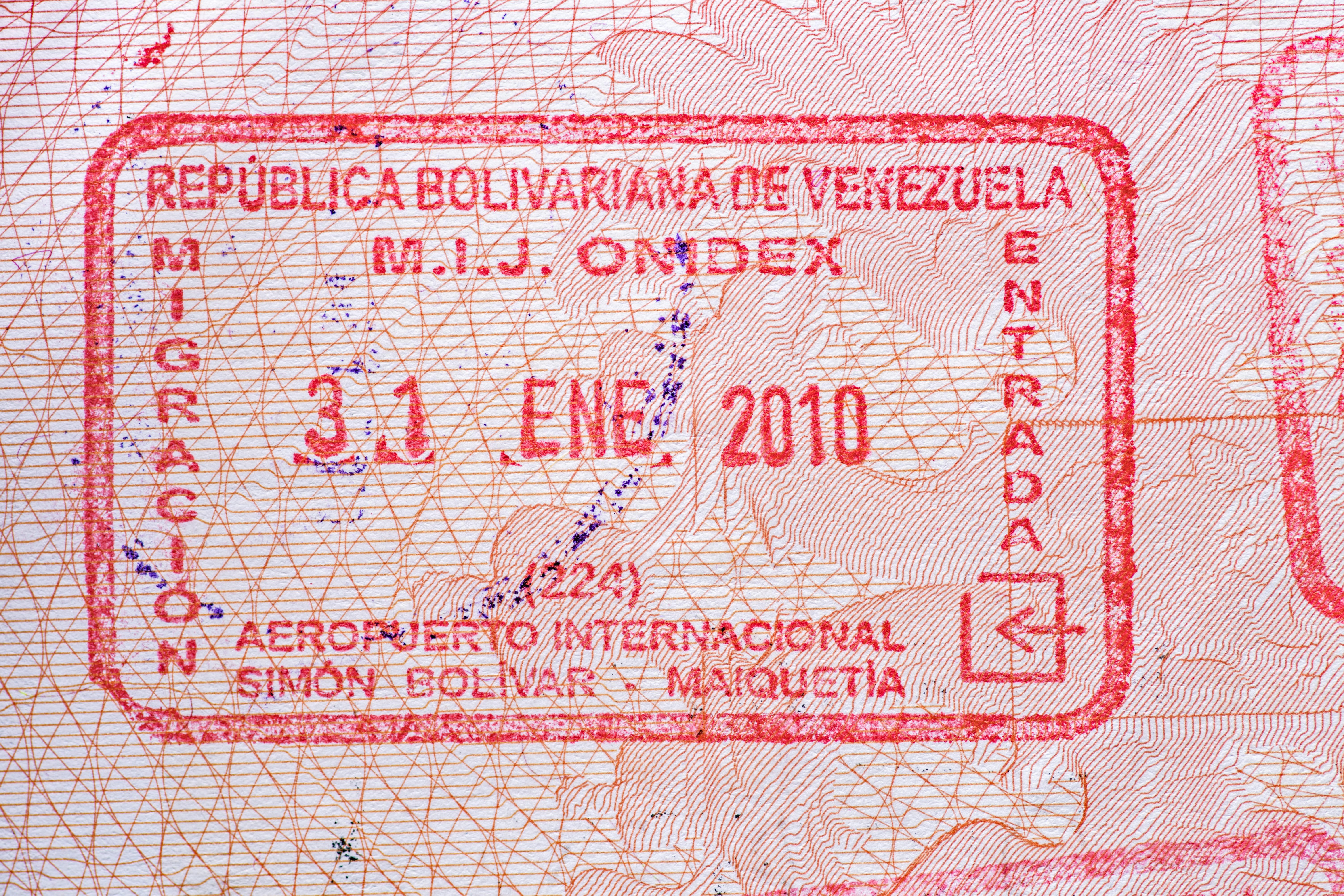 Виза в Венесуэлу, которую могут оформить россияне