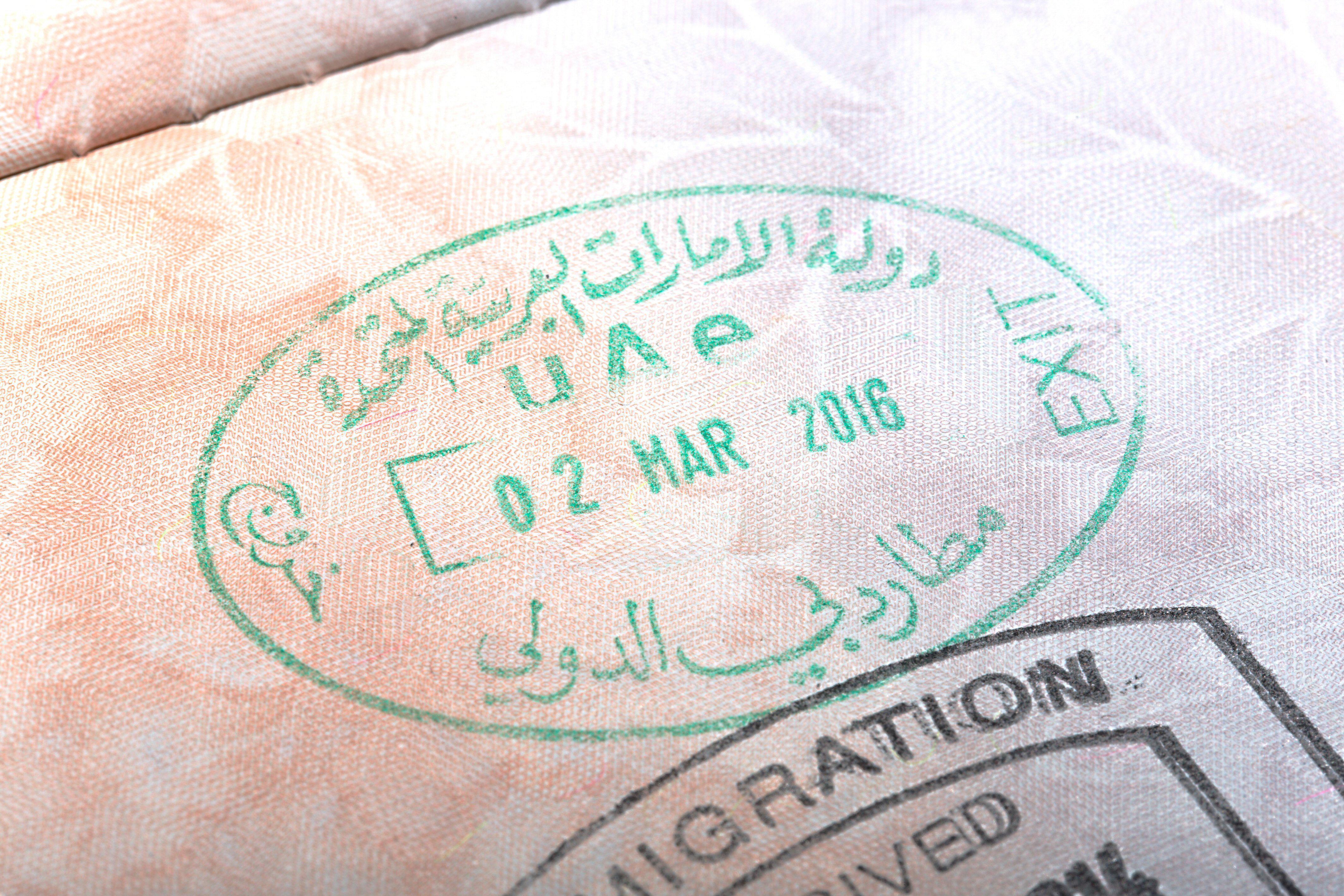 Виза в ОАЭ, которую могут оформить россияне