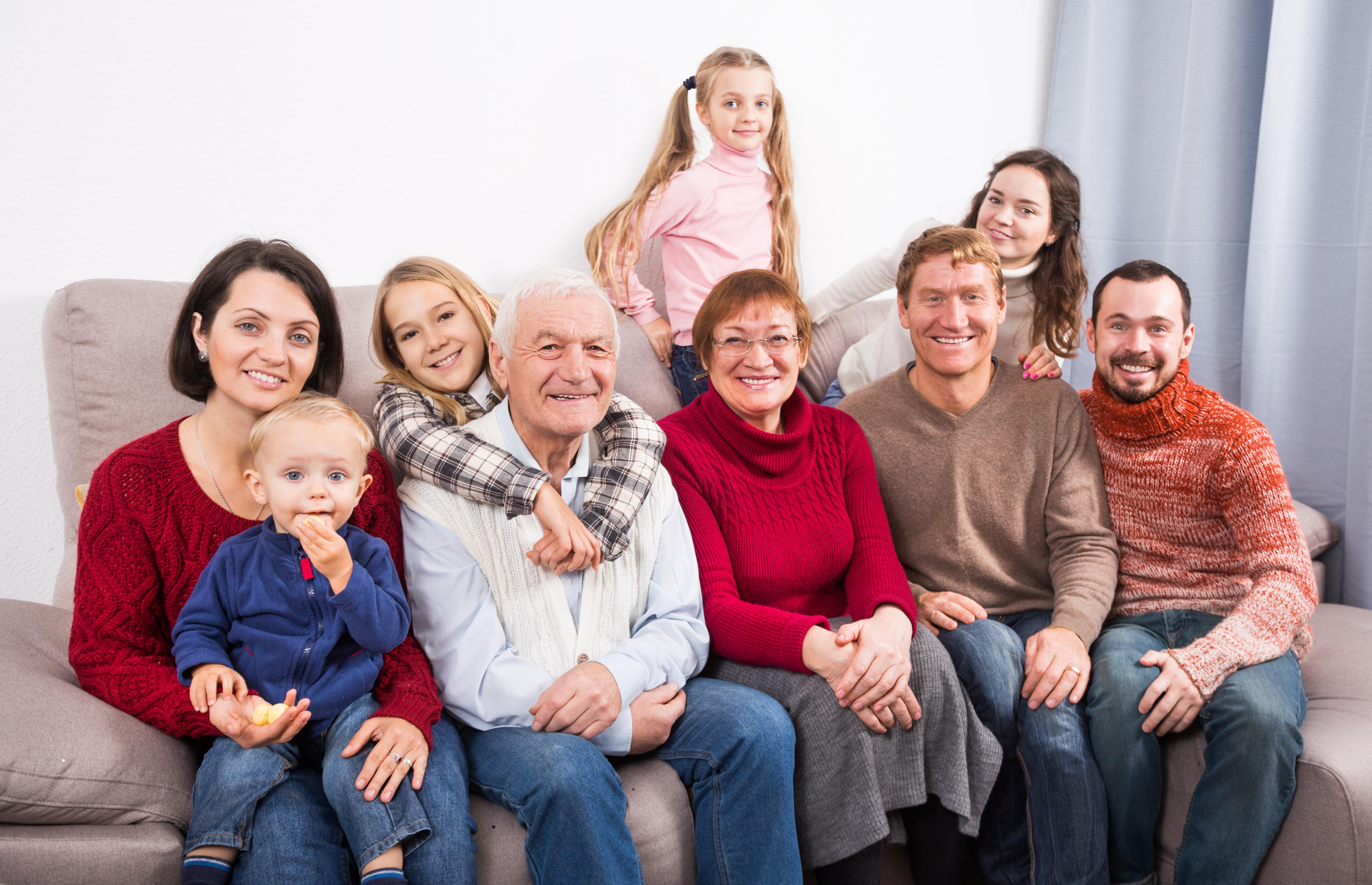 Воссоединение семьи как способ получить ВНЖ в Европе