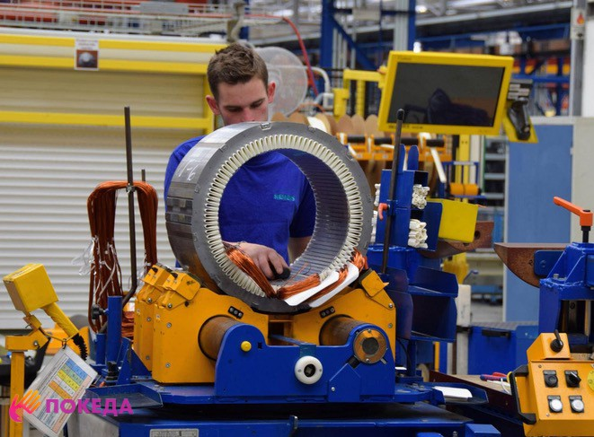 работа на заводе в Чехии