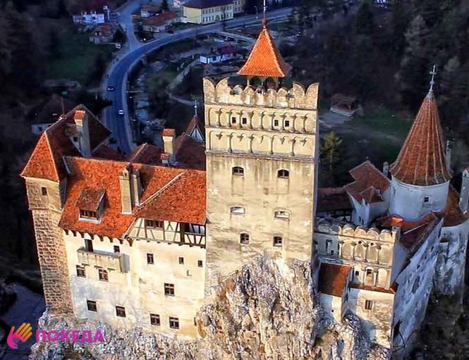 Топ-10 достопримечательностей Румынии