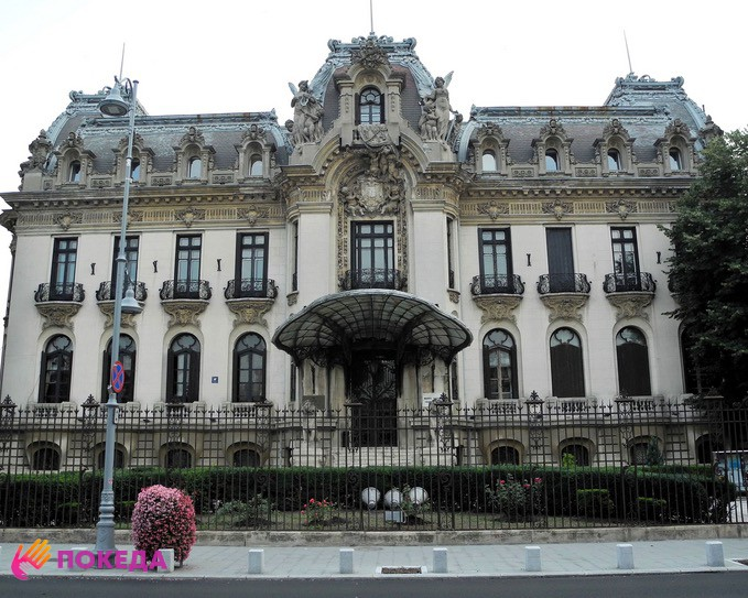 Дворец Кантакузино