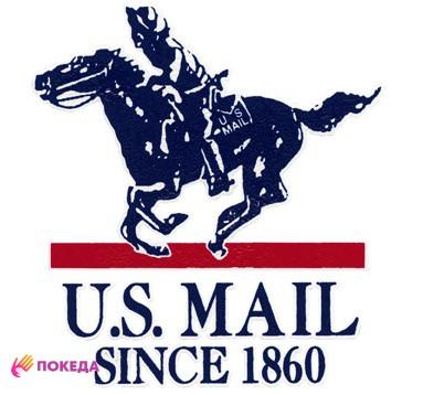 US mail почта США