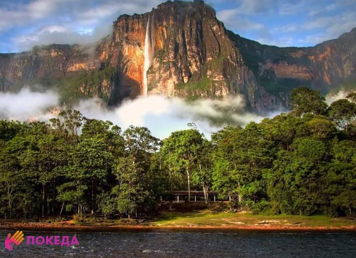 красивые виды в венесуэле