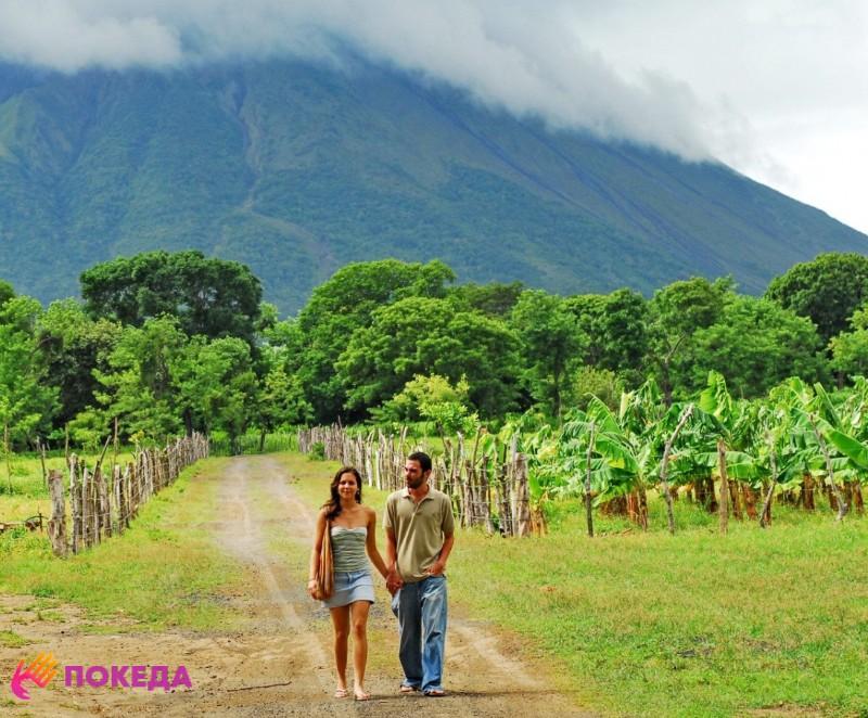 Пара в Никарагуа