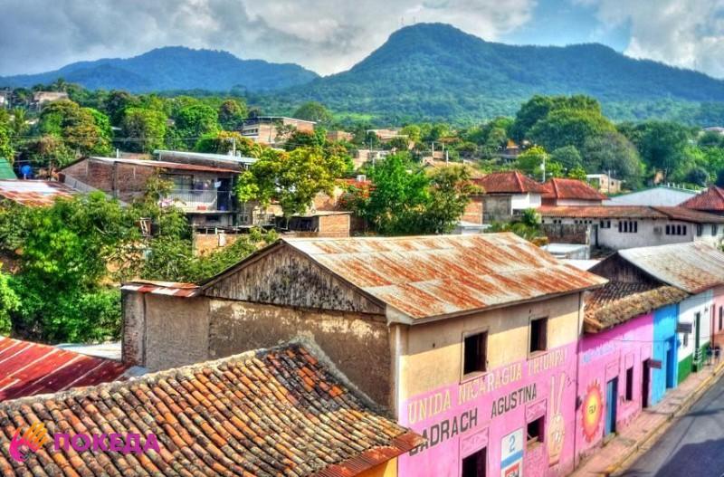 Дома в Никарагуа