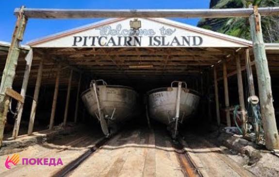 острова Питкерн