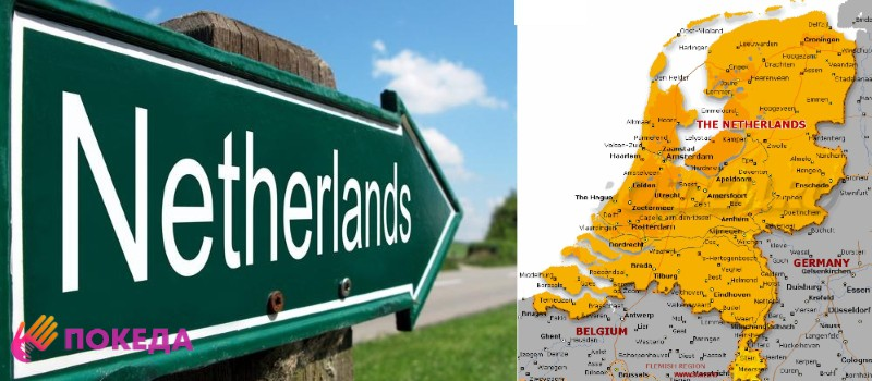 Трудоустройство в Нидерландах