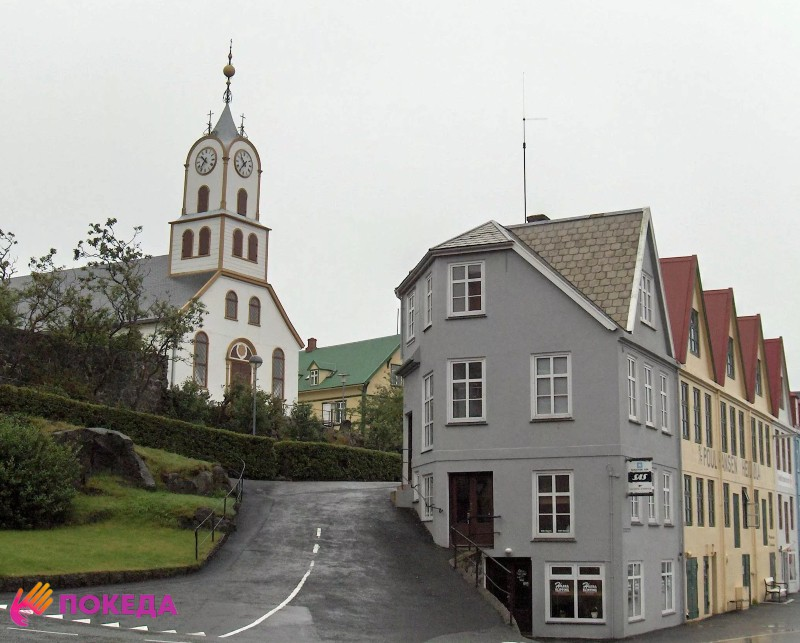 Церковь на Фарерах