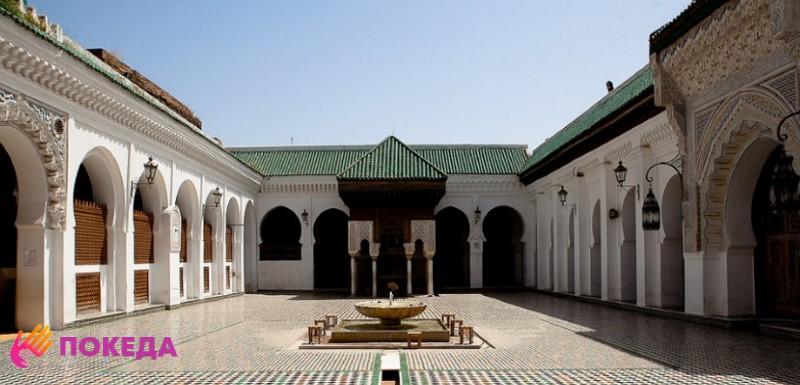 Университет в Марокко