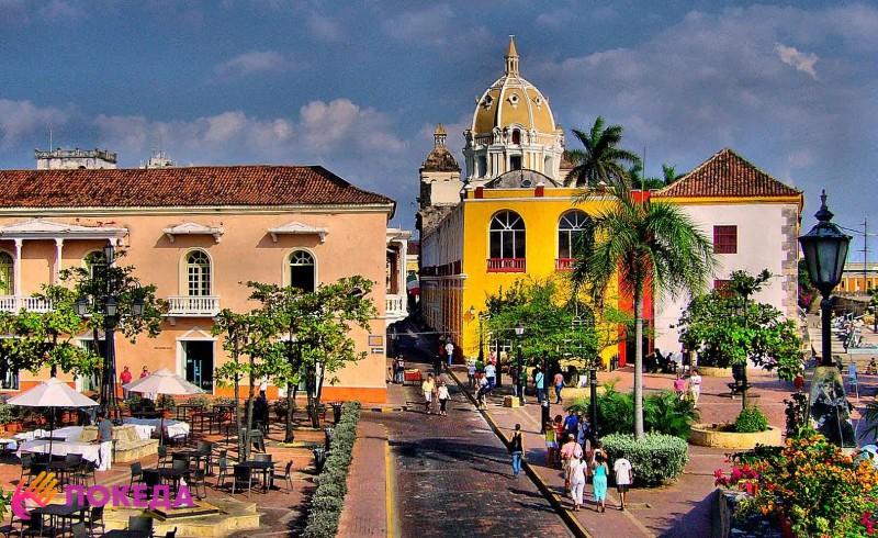 Город в Колумбии