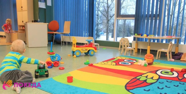 Дошкольное образование в Эстонии