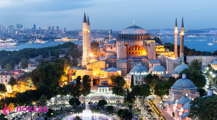 Мечеть Стамбула