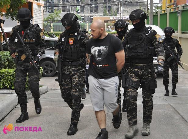 русский преступник депортация